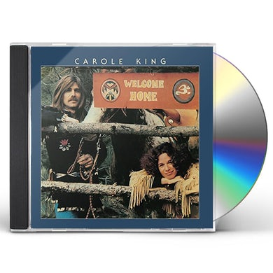 Carole King WELCOME HOME CD