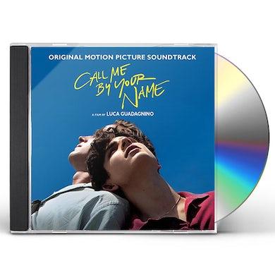 CALL ME BY YOUR NAME / Original Soundtrack CD