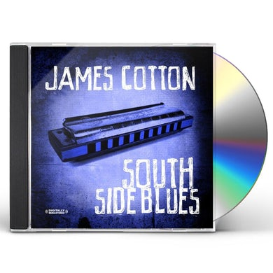 James Cotton SOUTH SIDE BOOGIE & OTHER FAVORITES CD