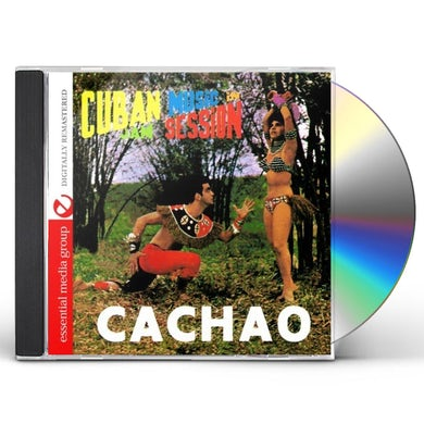 CUBAN MUSIC IN JAM SESSION CD