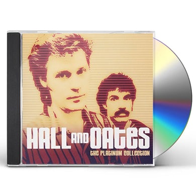 Hall & Oates PLATINUM COLLECTION CD