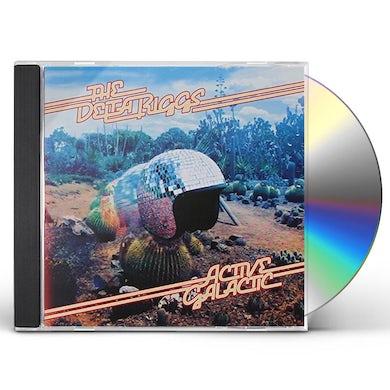 DELTA RIGGS ACTIVE GALACTIC CD