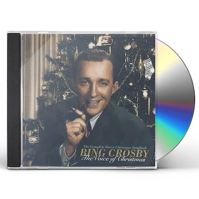 Bing Crosby The Voice Of Christmas (2 CD) CD