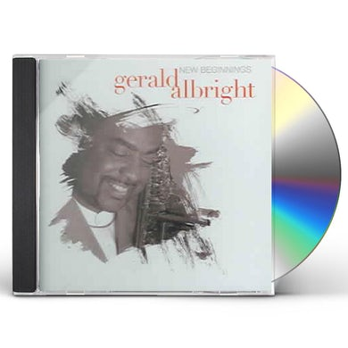 Gerald Albright NEW BEGINNINGS CD