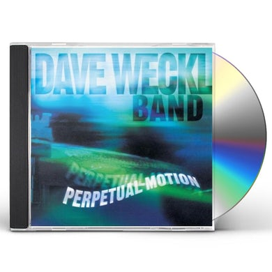 Dave Weckl PERPETUAL MOTION CD