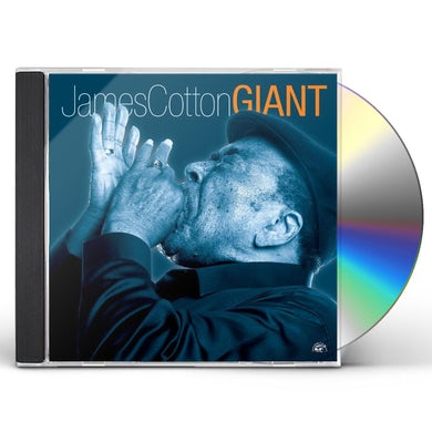 James Cotton GIANT CD