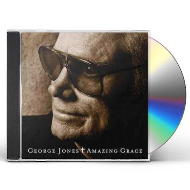 George Jones AMAZING GRACE CD