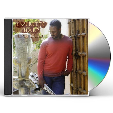 Everette Harp IN THE MOMENT CD