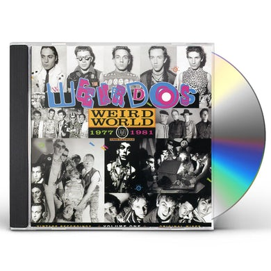 Weirdos WEIRD WORLD 1 CD