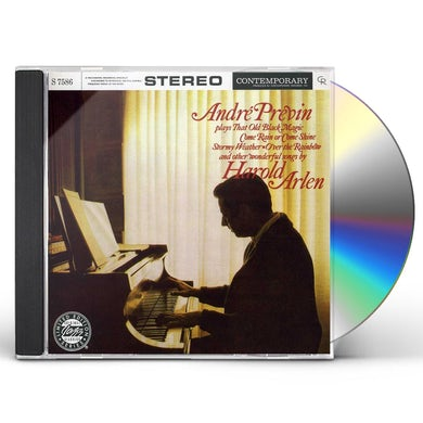 Andre Previn PLAYS SONGS BY HAROLD ARLEN CD