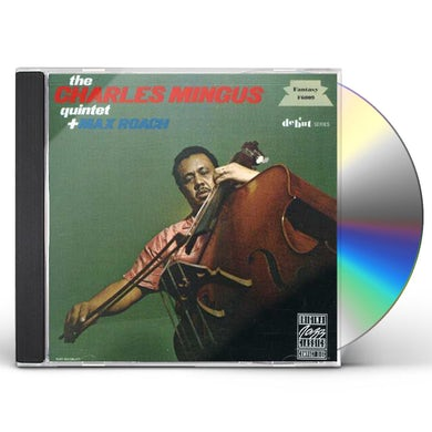 Charles Mingus PLUS MAX ROACH CD