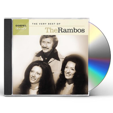 VERY BEST OF THE RAMBOS CD