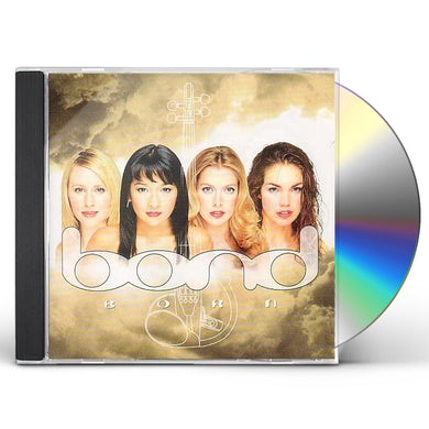 Bond BORN CD