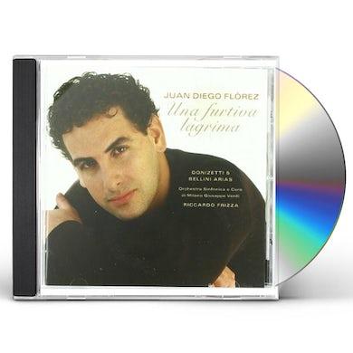 Juan Diego Florez UNA FURTIVA LAGRIMA CD