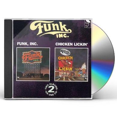 FUNK INC/CHICKEN LICKIN CD