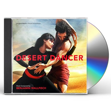Benjamin Wallfisch DESERT DANCER / Original Soundtrack CD