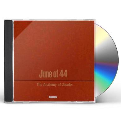 June Of 44 ANATOMY OF SHARKS CD