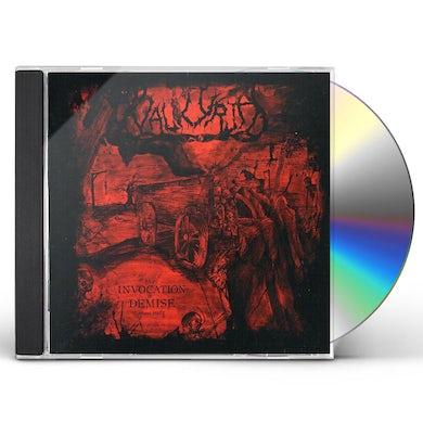 Valkyrja INVOCATION OF DEMISE CD
