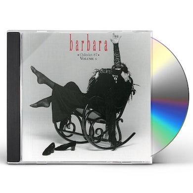 BARBARA CHATELET 87 V1 CD