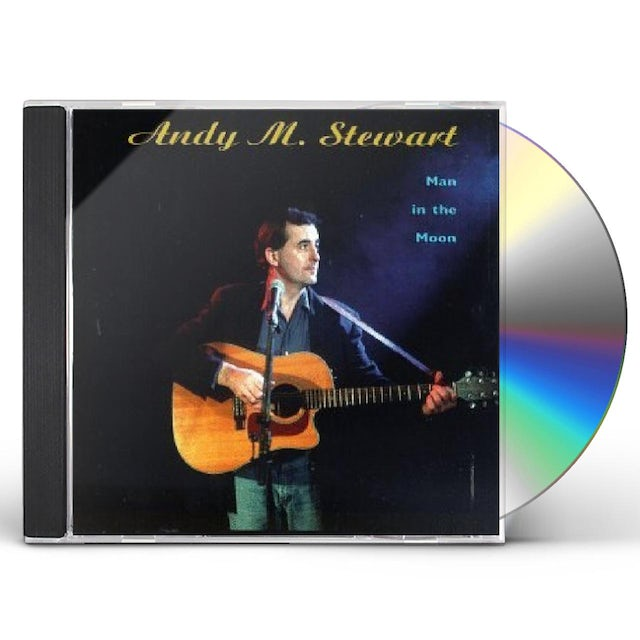 Andy Stewart MAN IN THE MOON CD