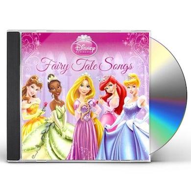 Disney Princess: Fairy Tale Songs CD