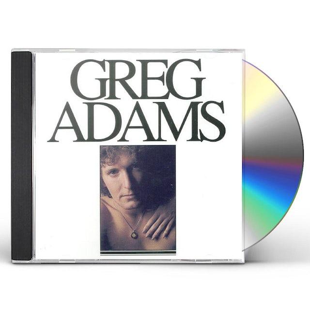 Greg Adams CD