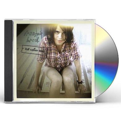 Francoiz Breut UNCE SAISON VOLEE CD