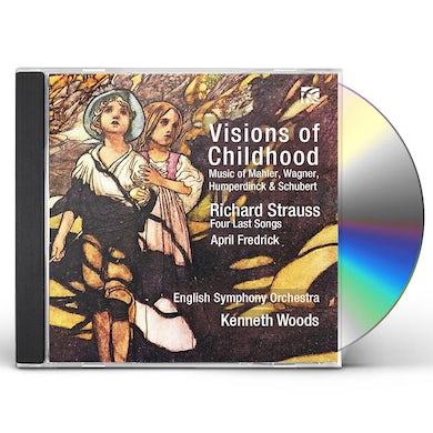 HUMPERDINCK / FREDRICK / WOODS VISIONS OF CHILDHOOD CD
