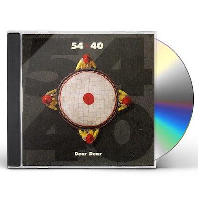54-40 DEAR DEAR CD