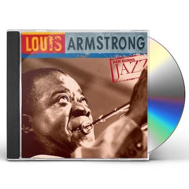 Louis Armstrong KEN BURNS JAZZ CD
