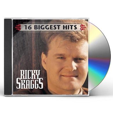 Ricky Skaggs 16 BIGGEST HITS CD