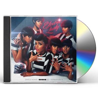 Janelle Monae ELECTRIC LADY CD