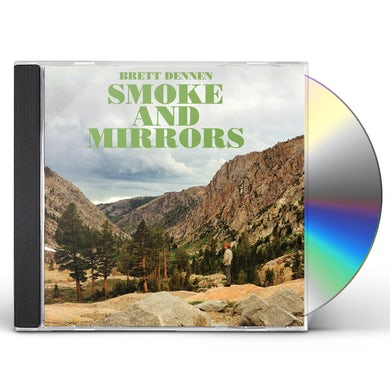 Brett Dennen SMOKE & MIRRORS CD