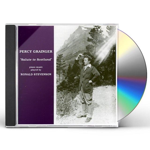 Percy Grainger SALUTE TO SCOTLAND CD