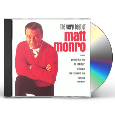 Matt Monro VERY BEST OF CD
