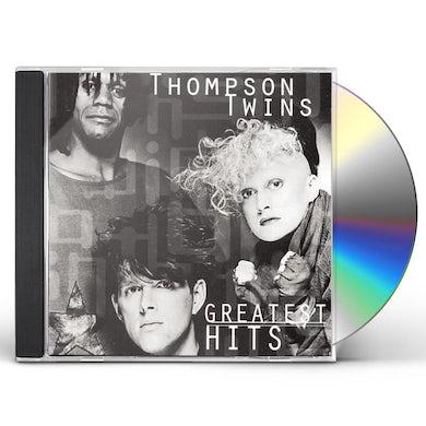 Thompson Twins GREATEST HITS CD