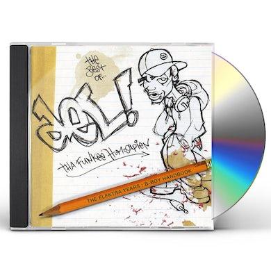 BEST OF DEL THA FUNKEE HOMOSAPIEN: ELEKTRA YEARS CD