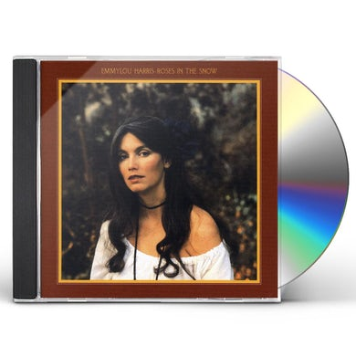 Emmylou Harris ROSES IN THE SNOW CD