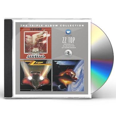 ZZ Top TRIPLE ALBUM COLLECTION CD