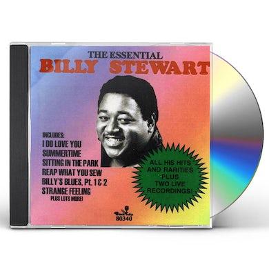 Billy Stewart ESSENTIAL 26 CUTS CD