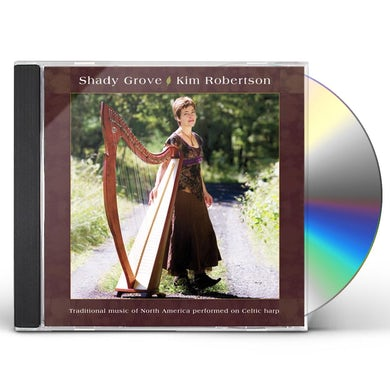 Kim Robertson SHADY GROVE CD