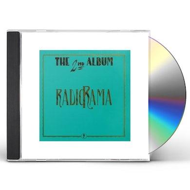 RADIORAMA 2ND ALBUM CD