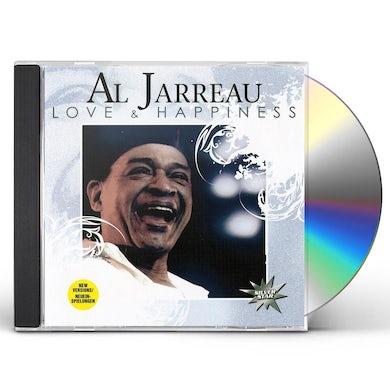 Al Jarreau LOVE AND HAPPINESS CD