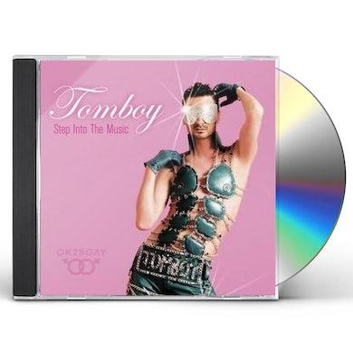 Tomboy STEP INTO MUSIC CD