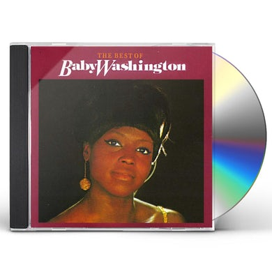 Baby Washington BEST OF CD