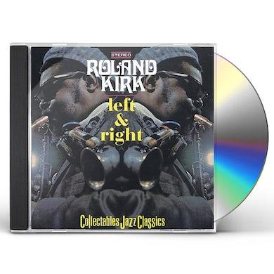 Rahsaan Roland Kirk LEFT & RIGHT CD