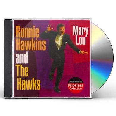 Ronnie Hawkins MARY LOU CD