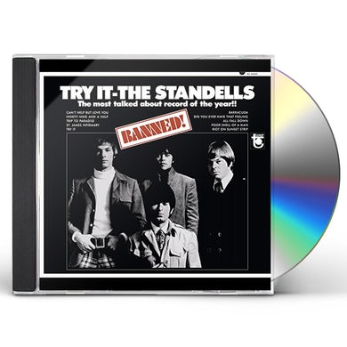 The Standells TRY IT CD