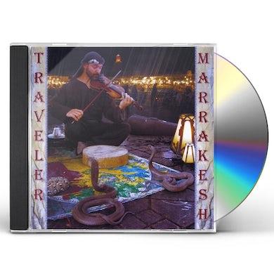 Traveler MARRAKESH CD