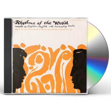 Langston Hughes RHYTHMS OF THE WORLD CD